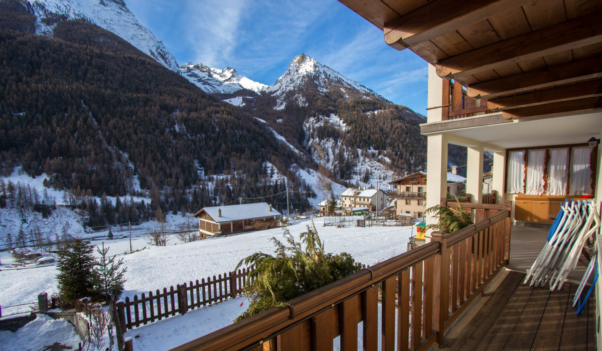 Apartments Cogne